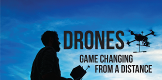 Drones Games Changing