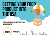 Selling Food into the USA