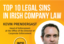 Irish Company Law - Corporate Enforcement Business Podcast