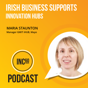 Innovation Centres in Ireland - Business Podcasts