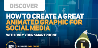 Animated Social Media Graphics
