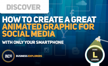 Animated Social Media Graphics