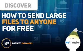 Sending Large files via Email