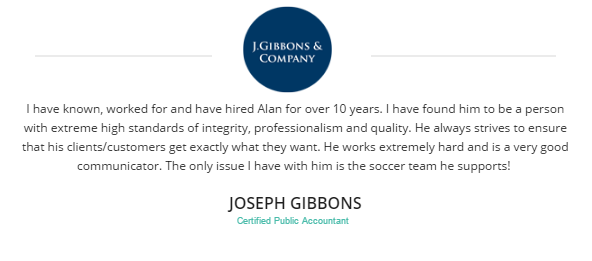 Joe Gibbons Accountant