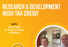 R&D Tax Credits Ireland