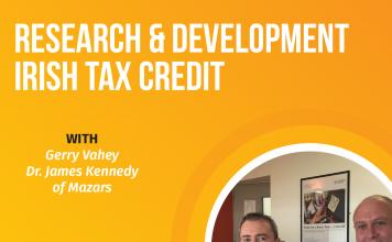 Research & Development Tax Credits Ireland