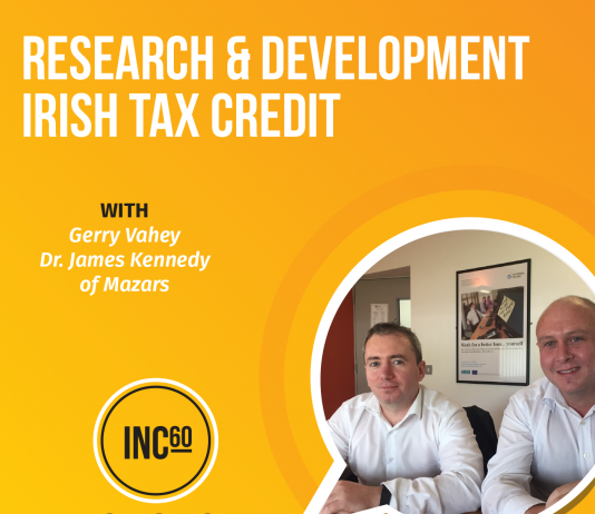 Research & Development Tax Credits Ireland