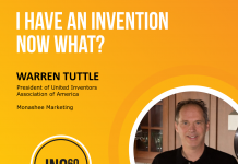 Warren Tuttle - Inventions