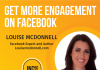 Get more engagement on facebook